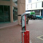 #urbansystems Kamloops bike repair station installed this morning. #kamloopsbtww https://t.co/zNPORAxF3A