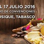 Anímate a vivir un fin de semana inolvidable en el #FestivalDelQueso2016 en #Tenosique #Tabasco. ¡Te encantará! https://t.co/OR2JoifHog