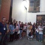 """Gracias a todos por venir a """"Sevilla Negra"""" hoy 27/5. #sevillanegra #Sevilla #ruta https://t.co/mJz06nFvHO"""