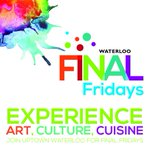Win @UpTownWaterloo $$ - Share your #FinalFridays experience on Twitter/Facebook/Instagram https://t.co/swqAuq9z9p