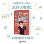 ¡ #YoutuberSchool de @villalobossebas muy pronto en México! https://t.co/30nN80XcB6