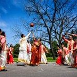 It was a slam dunk of a wedding for the Manoharans #WeTheNorth #LetsGoRaptors! https://t.co/xfn92wsm8r https://t.co/EHADLgBmMv