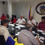 En Dirección regional del @Bolivar_PSUV revisamos el despliegue de nuestras autoridades y voceros en los municipios https://t.co/vzAFc8bx07