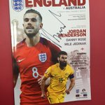 RT to enter to win an @england programme signed by our first Three Lions player since 1974, Tom Heaton! #BFC https://t.co/NTdJ9wFRz0