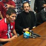 Marcos Cáceres dejó #Newells y fue presentado como refuerzo de #CerroPorteño https://t.co/zP0BOuL614 https://t.co/DbSUSu2tG5