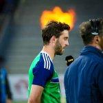 Will Griggs on fire #GAWA pic by @Kscott_94 https://t.co/kFLY8RhdVx https://t.co/6yemW47RyL
