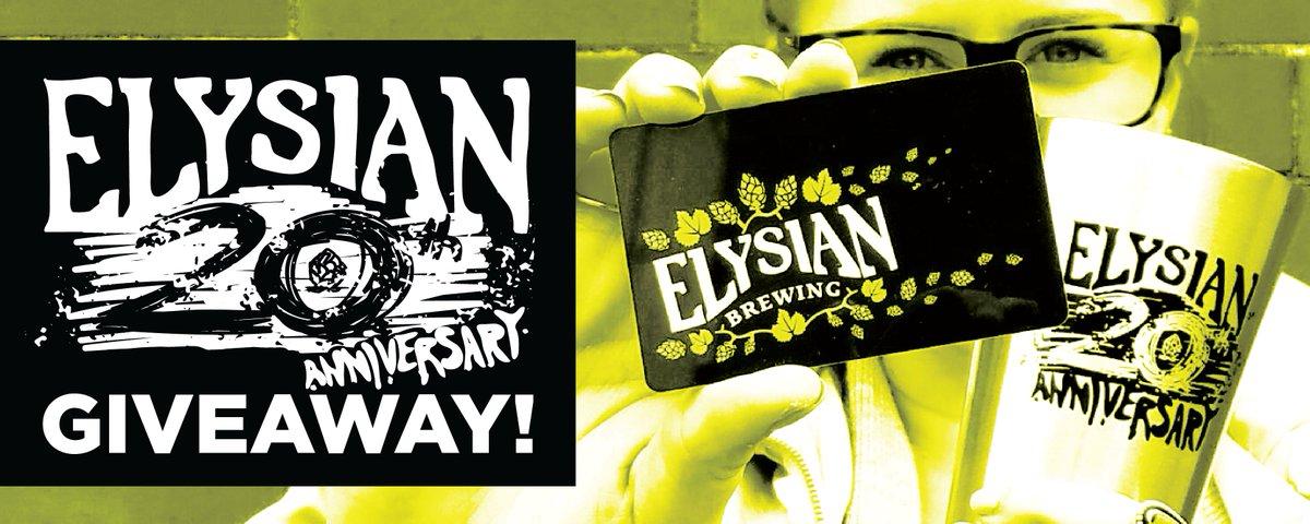 Week 2 #Elysian20th #FBF Giveaway - RT for a chance to win! Tix & more info - https://t.co/PlSzD7aLWs https://t.co/HeKotcEutq