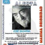 #Urgente José es un #mayor que ha #desaparecido en Amorebieta #Vizcaya Si le ves llámanos 📞062 📞112 RT es importante https://t.co/ztMP8lDk7G