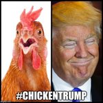 .@realDonaldTrump is another bloated suit claiming to want to give to charity but actually he is just #ChickenTrump https://t.co/e3hs6qebxP