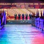 Felicito y reconozco el trabajo de los judocas que participan en esta competencia. ¡La mejor de las suertes! https://t.co/jfsailNZwq