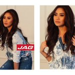 Get warm and cozy this rainy season with JAGs snazzy denim jacket. #jagjeans #jagjeansph #sarahgeronimo https://t.co/PtG1fsDc3o