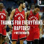 Thank you @Raptors #WeTheNorth https://t.co/uT1eTjhTcK