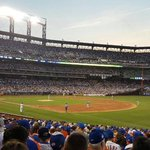 Citifield Fan View: RT @livel0velift What a game #lgm #mets #letsgomets #citifield #LGM #Mets #MLB https://t.co/aXDwJ1YyOK