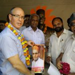 On this occasion, sharing pictures of CG David Akovs visit to the birth place of Veer Savarkar in Bhagur nr Nasik https://t.co/pzPqQzhc6k