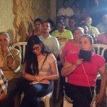 #27Mayo @AndresVelasqz sostiene conversatorio con vecinos de #Paratepuy #PQUnare sobre el #Revocatorio #Guayana https://t.co/oprJimSWH8