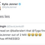 Kylie Jenner denies recent rumors saying that Tyga finessed her out of 2 Mill ???? https://t.co/yVKRWukaVE