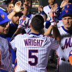 #DavidWrights 7th home run. ???? ???? https://t.co/0YFAdJH5rJ