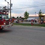 Hazardous materials team called to fire at Victoria Park Arena in Brampton https://t.co/BCKPc0riTH https://t.co/ZzLlEwDaAY