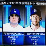 Heres how Julio Urias debut stacks up against former @Dodgers lefties... https://t.co/EzGrNogLQb