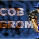 Jacob deGroms final line: 7 IP, 3 H, 1 R, 1 ER, 3 BB, 7 SO. (100 Pitches) (2.81 ERA) #LGM https://t.co/WvYpJwLbHK