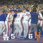 What a Friday night! #LGM #WalkOff  Box Score https://t.co/innkBmKpzX https://t.co/YjgZ1lG0fX