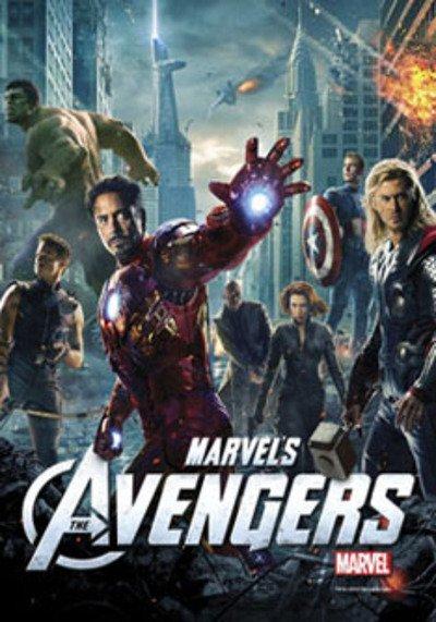 豆知識:映画『アベンジャーズ』は米国タイトルが『Marvel's The Avengers』と長たらしいが、英国製の『T