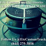 A good friend, @EtcCustomTruck, is NEW on Twitter. Please Follow them to see their amazing metal art. #TX #Texas https://t.co/keZMH6R215