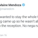 To you who keep on pushing Alden to anyone but Maine i hope she cared for A as much as M cared for him #ALDUBSepAnx https://t.co/cK4zYFlsBT