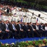 Vlada RH na proslavi Dana oružanih snaga RH u Kranjcevicevoj. #n1info #politikahr https://t.co/Nfb1dyLNwA