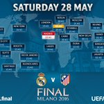 When is the #UCLfinal ? https://t.co/2tUK51lzZG
