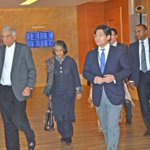 PM Ranil Wickremesinghe arrives in South Korea to participate in 107th Rotary International Convention #SriLanka https://t.co/k1yrx7SjRZ