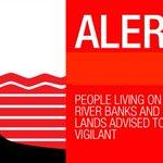ALERT - Water levels of the Ging ganga, Nilwala Ganga and Attanagalu Oya in the verge of overflowing. #lka https://t.co/9YLCP66Mfs