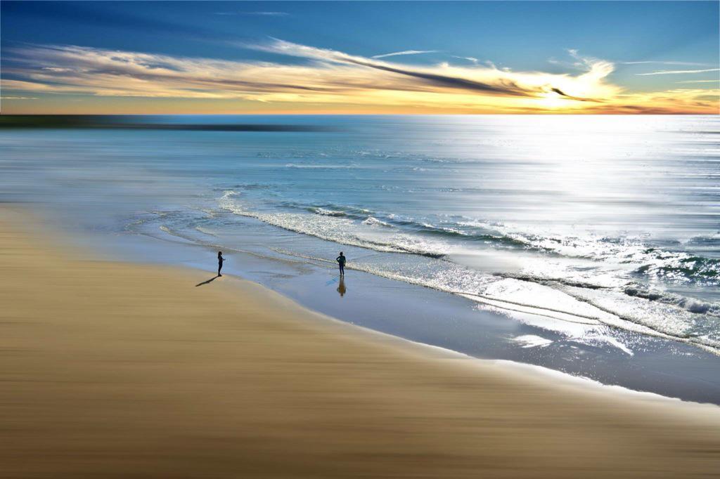 Sunrise at beach | Photography by ©Josh Adamski https://t.co/VgmQvGhCOz