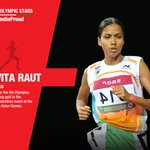 Lets cheer for Kavita Raut  #RioOlympics2016 #MakeIndiaProud https://t.co/3quk7Yw94u