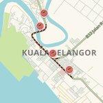 UPDATE: 5 Kuala Selangor still causing an extra 10m delay #kltu https://t.co/cEMpswR3WG https://t.co/2bowwg7VId