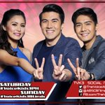 Makipagkulitan with our hosts @luckymanzano w/ @robertmarion & @prinsesachinita tonight sa #VoiceKids3PH at 7:15pm! https://t.co/wDuNKlzn3L