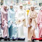 Perempuan pergi masjid  Dulu VS Sekarang https://t.co/lIY830iuYr
