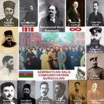 28 may 1918-ci ildə M.Ə.Rəsulzadənin başçılığı ilə Azərbaycan Xalq Cümhuriyəti elan olunub! #Azerbaijan https://t.co/pt2kKwoaVS