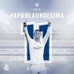 ¡Buenos días! ¡Día de partido! ???? ⚽ Champions League Final ???? Atlético de Madrid ⌚ 20:45h ???? San Siro #APorLaUndecima https://t.co/PU3wqpFRCg