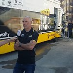 """Groen licht. @s_kruijswijk gaat sowieso van start, aldus ploegleider Nico Verhoeven. ,,Hij gaat strijden."""" #Giro https://t.co/bsbc9Lavnt"""