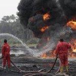Militants Blow Up Pipeline In Nembe - https://t.co/89b7vmF9ui https://t.co/8O1bjcVRan