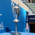 LIVE: Champions League final: Follow the build-up as Real Madrid take on Atletico Madrid https://t.co/F0Roj9hKhV https://t.co/pVPM82jlEN