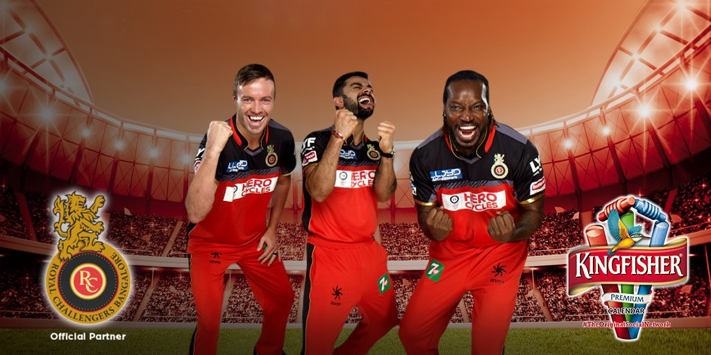 Who will be crowned Champion this Super Sunday? ❤ for @RCBTweets, RT for the @SunRisers! #UnitedByGoodTimes #RCBvSRH https://t.co/i9tlZCflYm