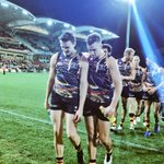 The goal kickers get the credit, but loved our defenders tonight 👊 #weflyasone https://t.co/GrVH5zjs3v
