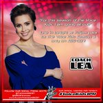 Looks like Coach Lea is going all out this season! Tune in tonight at 7:15pm para sa #VoiceKids3PH https://t.co/KAJTuOOqF1