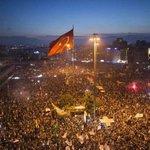 Halk topyekün bir Diktatöre direneli 3 yıl oldu #GeziParkı https://t.co/3gikeViu0t