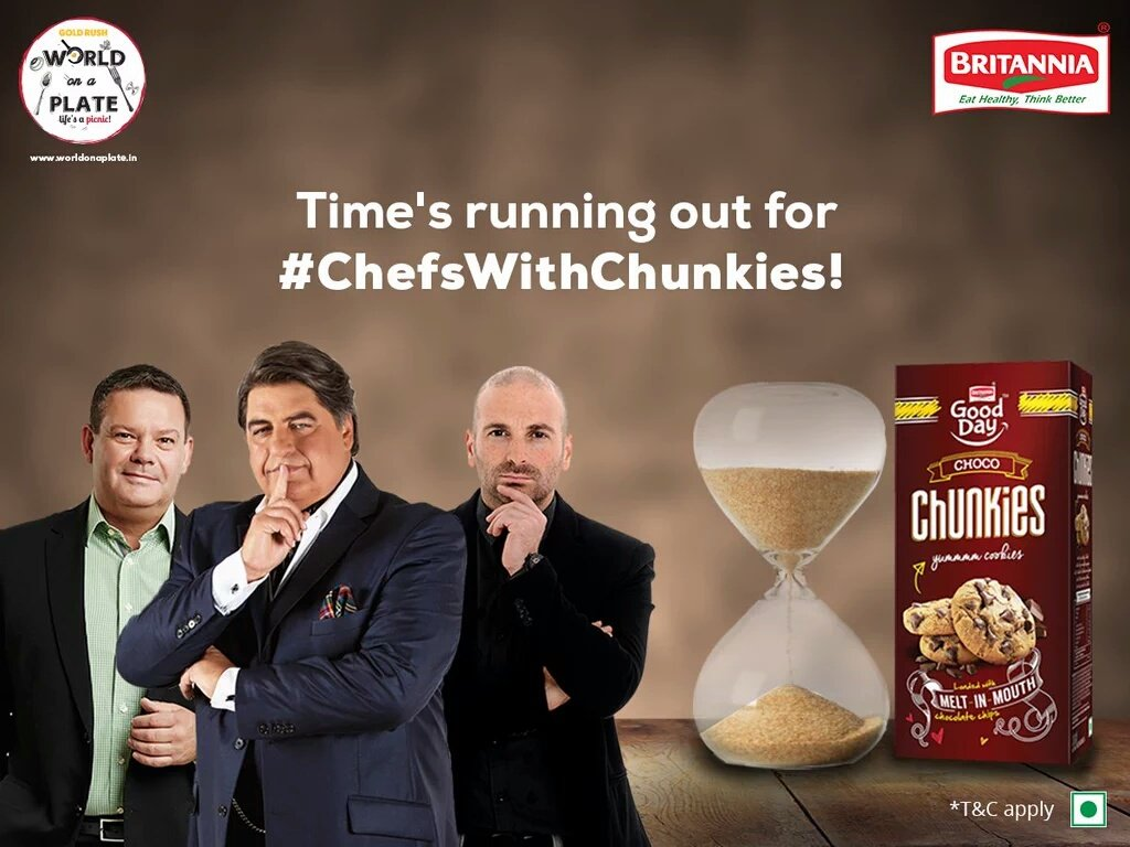 Time is running out #CaL members! Share ur Chunkies Recipe by 30th May & meet @masterchefau hosts #ChefsWithChunkies https://t.co/N4axdH3ZBK