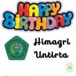 Happy birthday himagri untirta harapannya semoga solid terus, sukses terus, dan tambah jaya @HIMAGRI_UNTIRTA https://t.co/zRyYK1n9W2
