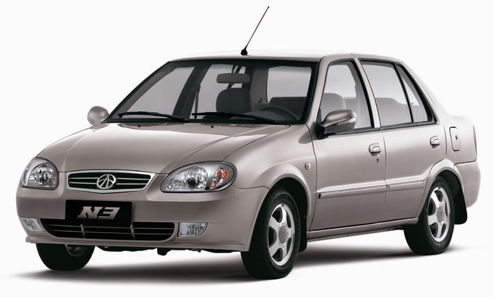 test ツイッターメディア - 天津一汽夏利汽車のヴィータ・N3 実は二代目シャレードのライセンス生産車よ https://t.co/upvWwz4MRV