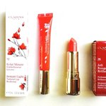 Im giving away @ClarinsCanada perfect weekend lip combo: red shimmer & hibiscus! To enter follow @davelackie & RT https://t.co/In1R9pXAnz